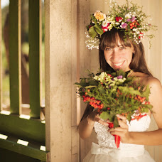 Wedding photographer Darya Aleksandrova (Darenka). Photo of 31.08.2014