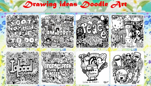 Drawing Ideas Doodle Art Apps On Google Play