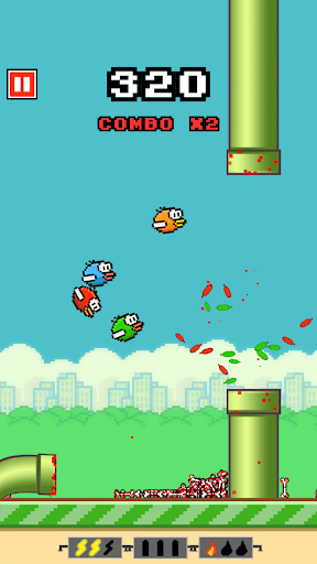 Flappy Crush - フラッピー クラッシュ