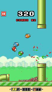 Flappy Crush- screenshot thumbnail