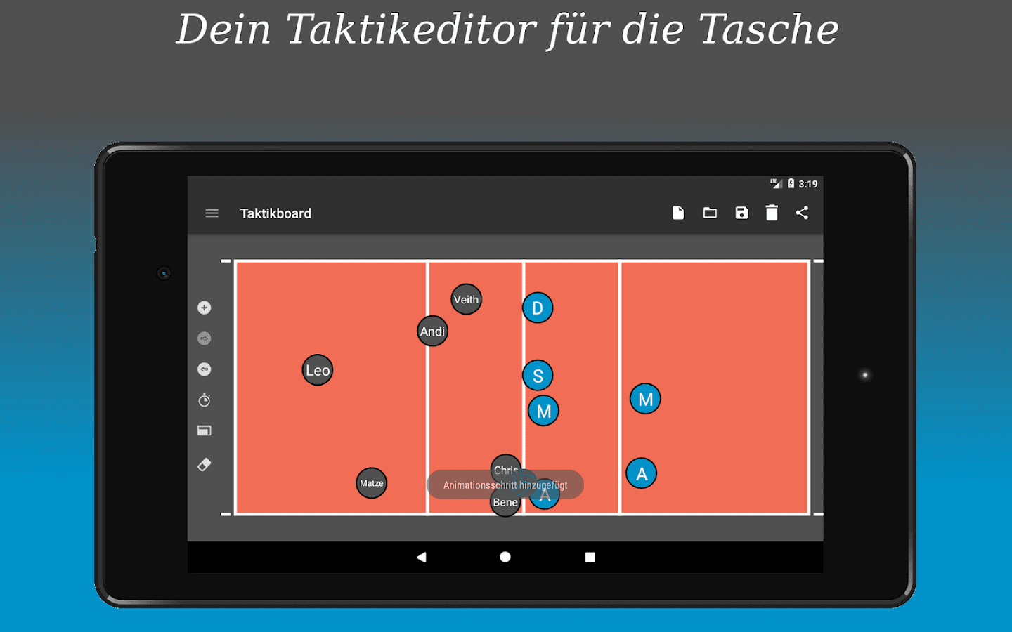 Mein Volleyball - Aplicaciones de Android en Google Play
