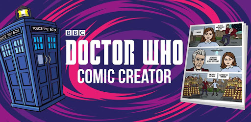 Doctor Who: Comic Creator - Apps on Google Play