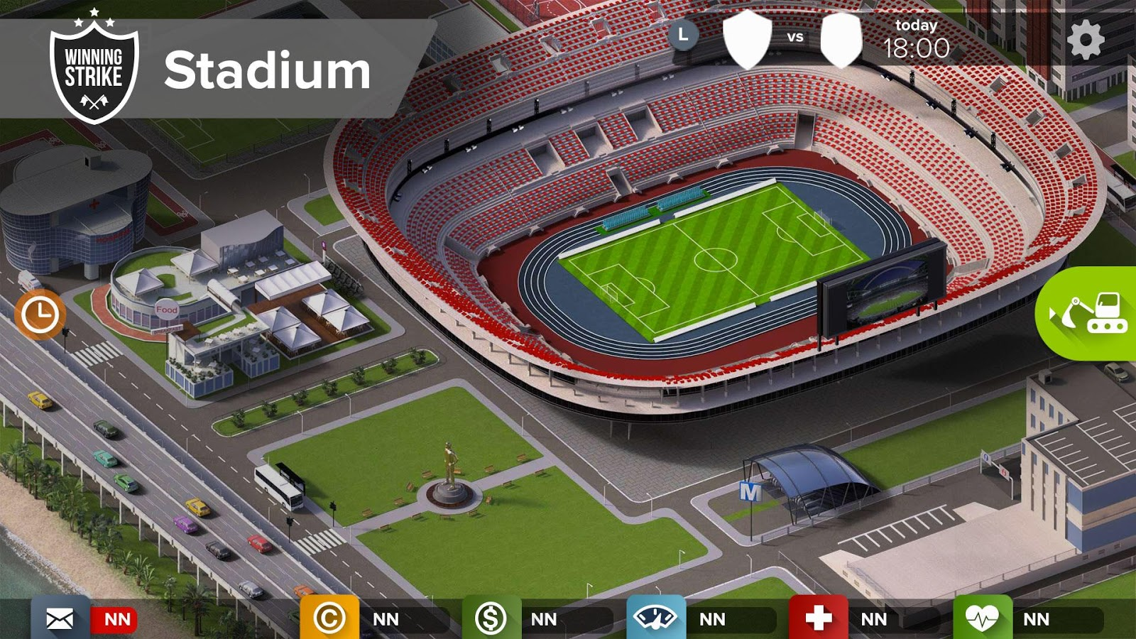 Ws Football Manager 2017 Android Apps On Google Play