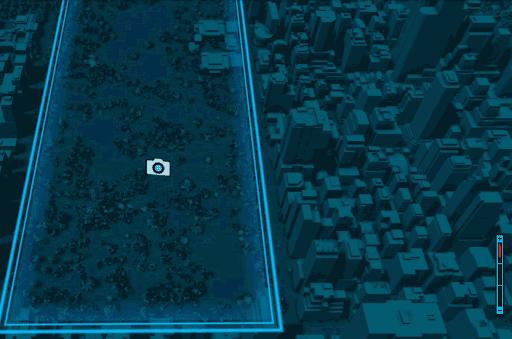 セントラルパーク⑤エリア場所