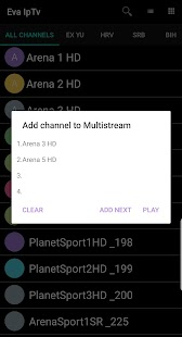 Eva IpTv Screenshot