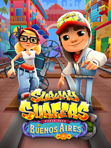 Subway Surfers 1.118.0 screenshots 9