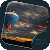ZUI Locker Theme-Fly High