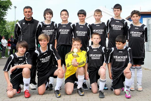 Sieger D-Jugend