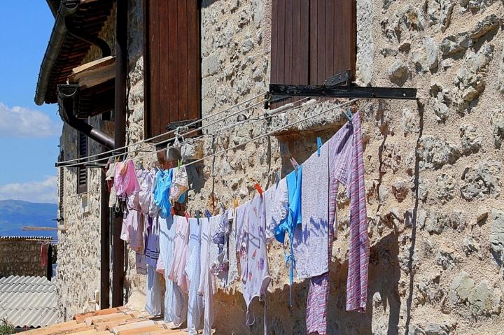 Profumo di bucato di Franca Graziani