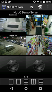 NUUO iViewer- screenshot thumbnail