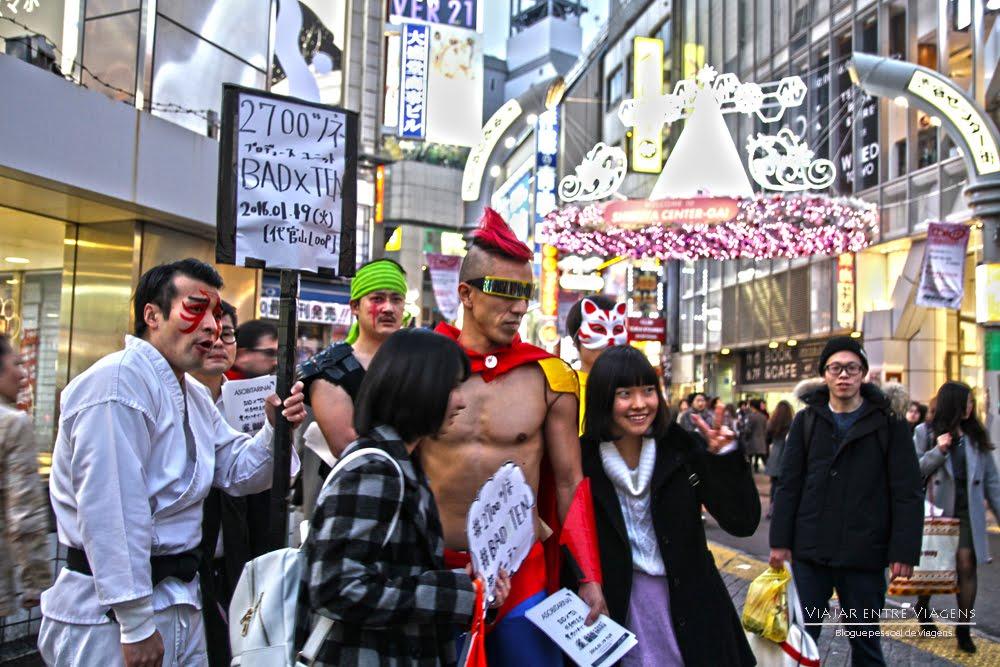 Visitar SHIBUYA, o bairro superpovoado de Tóquio   Japão