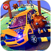 Speed Bump High Speed Car Crashed: Test Drive Game