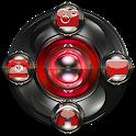 GO Locker Red Titan icon
