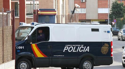 Tres oficiales de la Legión detenidos por un presunto hurto de 7.500 euros