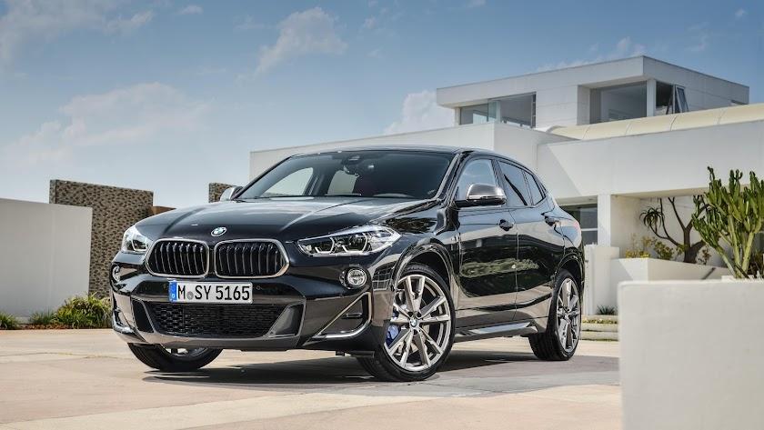 BMW AUTOMOTOR presenta el nuevo BMW X2 M35I