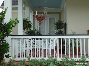 Photo: Side Porch, East Village, Celebration, FL