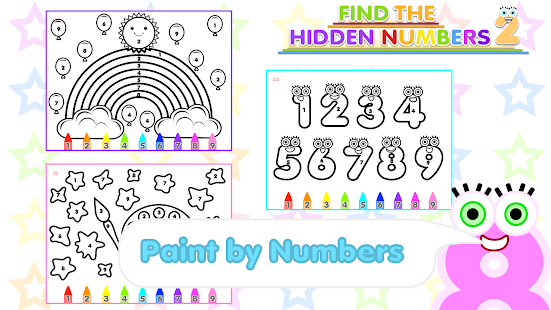 Find The Hidden Numbers 2 1.0 APK + Modificación (Free purchase) para Android