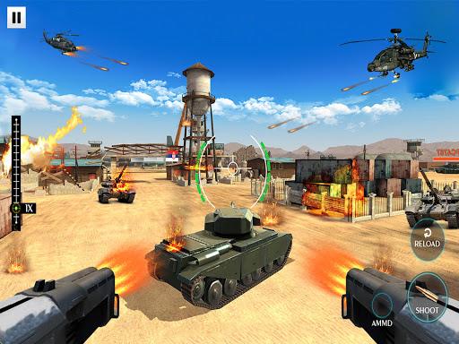 Gunner Free : Fire Battleground Free Firing 6 screenshots 4