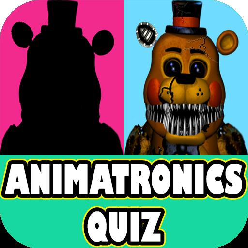 animatronics Shadow Quiz
