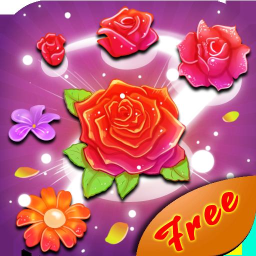 Blossom Flower Garden 休閒 LOGO-玩APPs