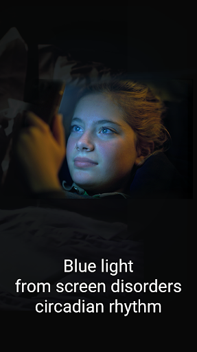 Blue Light Filter - Night Mode, Eye Care for PC