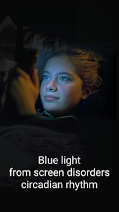 Blue Light Filter - Night Mode, Eye Care Screenshot