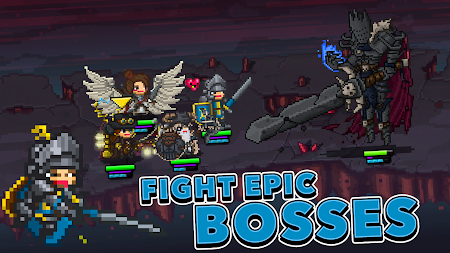 Bit Heroes APK screenshot thumbnail 1