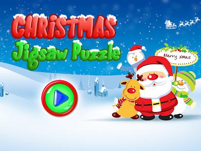 christmas games jigsaw puzzle xmas santa 2017 apps on google play
