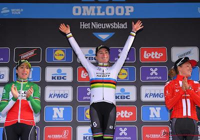 Ook voor de vrouwen is Omloop start van klassieke seizoen, kan Van Vleuten meteen winnen voor nieuwe ploeg?