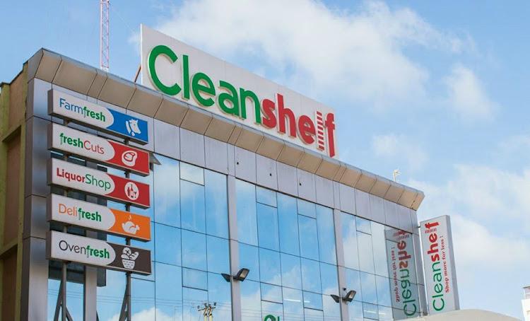 A Cleanshelf store.