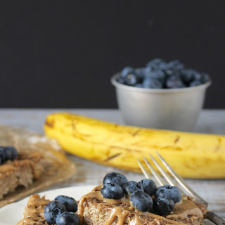 Paleo Banana Breakfast Bars.