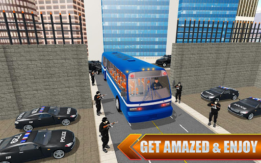 Prisoner Transport Bus Simulator 3D 1.0 screenshots 16