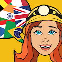 Vocabulary Miner: Flashcard maker app icon