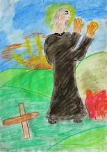 Photo: Praca konkursowa II Edycja, 2006 r. Sara, lat 11. Wyróżnienie w kat. klas 4 - 6.