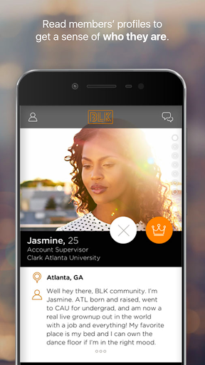 dating app for black singles