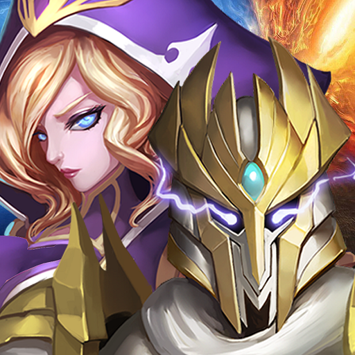 Hero Legion Online - 3D Tactical Action MMO RPG