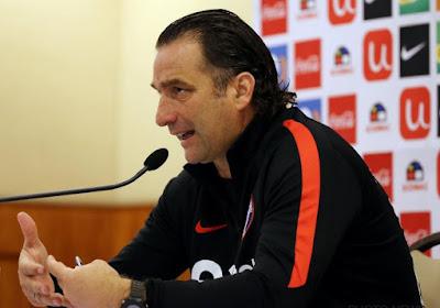 """Le coach du Chili veut battre le Brésil: """"La meilleure façon d'avoir le meilleur résultat est d'attaquer"""""""