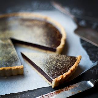 Millionaire Chocolate Ganache Tart Recipe