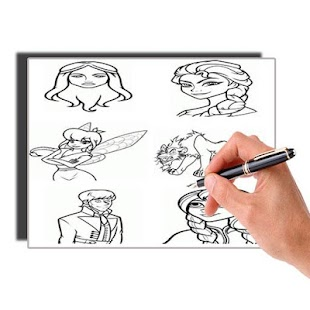 how to draw disney step by step screenshot thumbnail