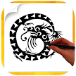 How To Draw Tattoos Pro APK