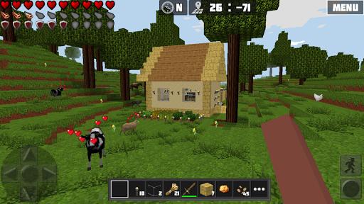 WorldCraft : 3D Build & Craft screenshot 10