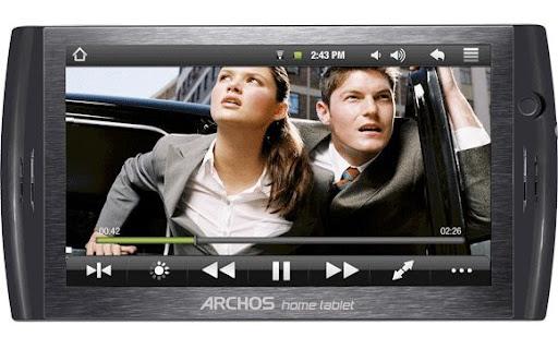 Hard reset Archos 7c