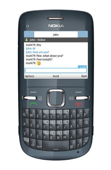 Nokia C3 8.63