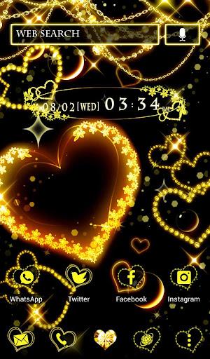 Fancy Wallpaper HAPPY HEART Theme 2.0.0 Windows u7528 5