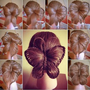 Easy Hairstyles Tutorial - Android Apps on Google Play