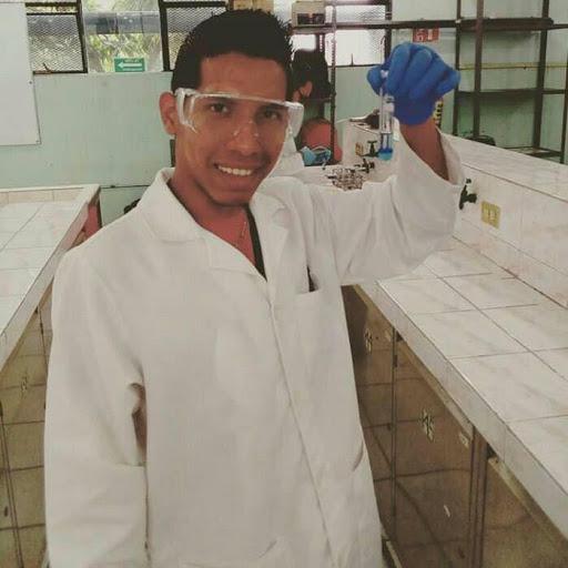 Eric Bernabe Salcedo Rios