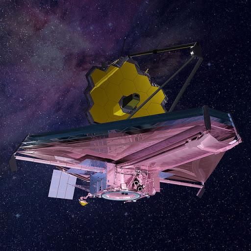 James Webb Space Telescope (JWST)  Google+ hayran sayfası Profil Fotoğrafı
