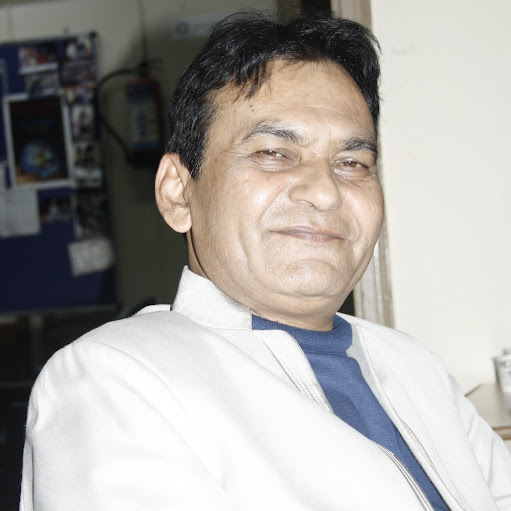 Poet Ashok Kumar Verma
