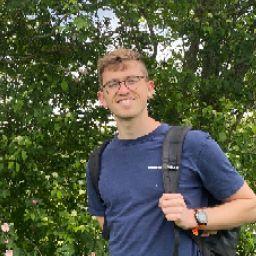 Toby Harries's avatar