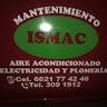 Mantenimiento Ismac